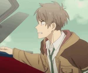 anime, gif, and fugou keiji image