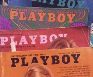 Playboy, magazine, and aesthetic image