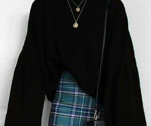 fashion, jupe, and mode image