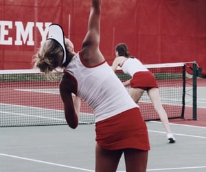 photography, tennis, and uniform image