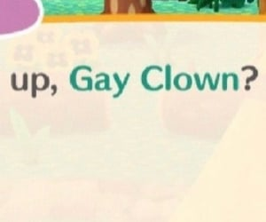 gay, aesthetic, and animal crossing image