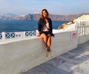 amazing, Greece, and outfitoftheday image