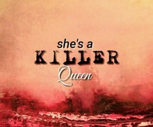 Queen, 5sos, and killer queen image