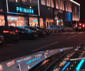 Late, night, and shopping image