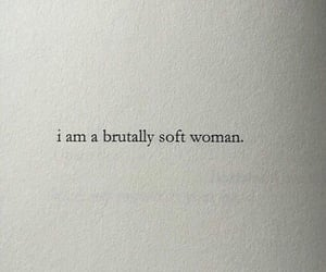 quotes, soft, and woman image