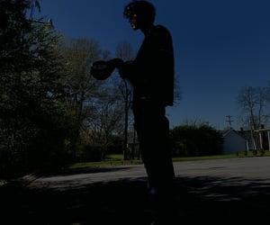cdg, shadows, and spring image