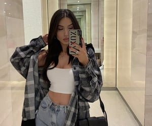 outfit of the day, ig model, and simple casual look image