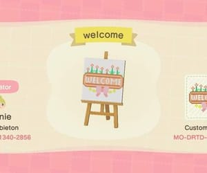 animal crossing, acnh, and qr codes image