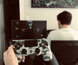 art, bae, and gaming image