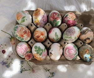 aesthetics, decoration, and easter image