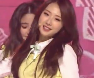 icon, stage, and haseul image