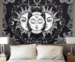 etsy, tapestries, and wall hanging image