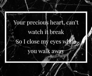 Lyrics, 5 seconds of summer, and quotes image