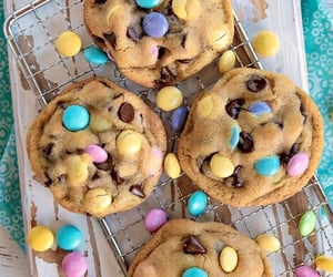 Cookies, easter, and cute image