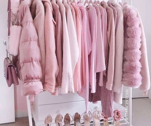 pink, fashion, and clothes image