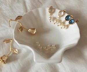 earrings, jewelry, and aesthetic image
