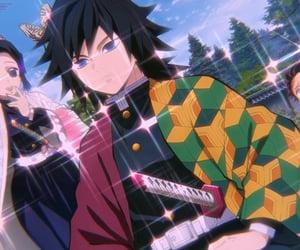 demon slayer, shinobu, and kimetsu no yaiba image
