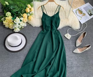 classy, date, and dress image