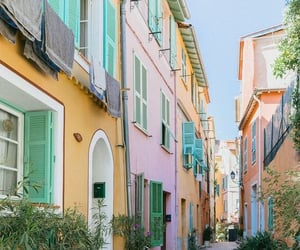 buildings, france, and Houses image