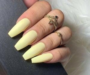 nails and long nails image