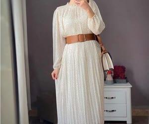 chiffon maxi dress image