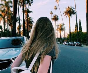 california, hillside, and losangeles image