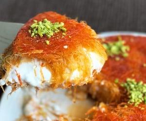 arabian, desserts, and food image