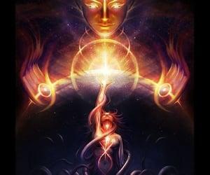 aura, soul, and chakra image