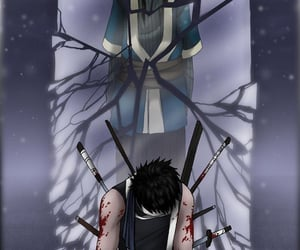 anime, death, and end image
