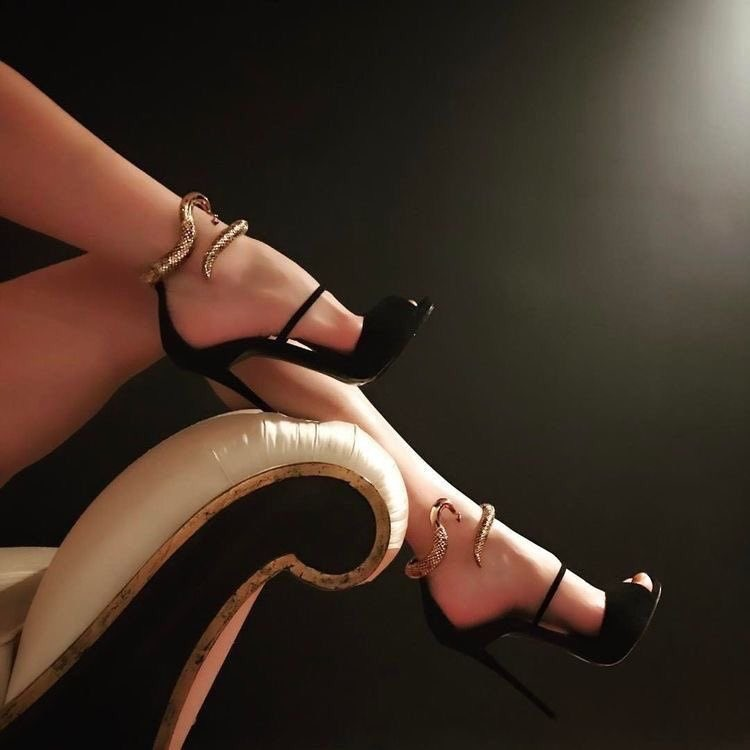aesthetic, glam, and shoes image