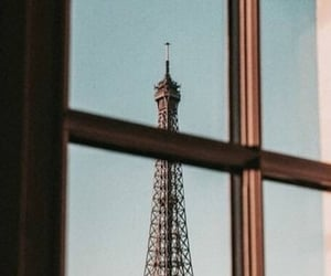 france, paris, and hotel room image