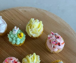 cookie, cup cakes, and sweets image