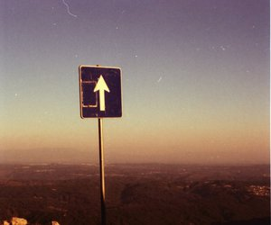 landscape and sign image