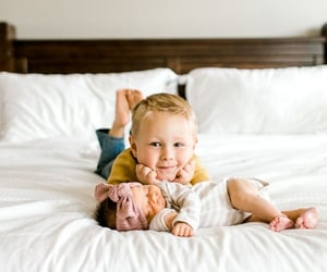 babies, family, and children image