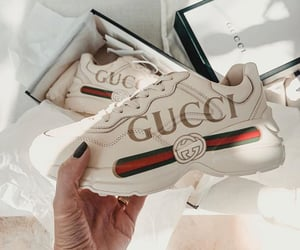 fashion, gucci, and sneakers image