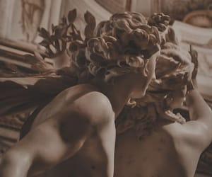aesthetic, dark academia, and greek image