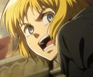 anime, armin, and anime boy image