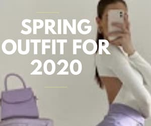 2020, summer, and fashion image