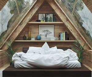 home, decor, and bedroom image