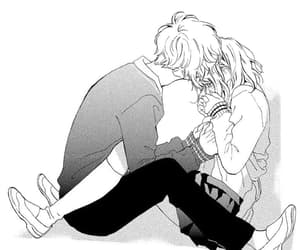 couple, cute, and manga image