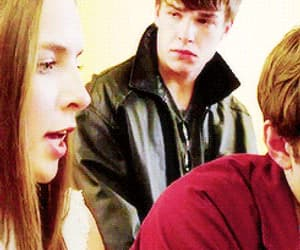 gif, handsome, and my mad fat diary image