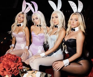 bunny, Halloween, and costumes image