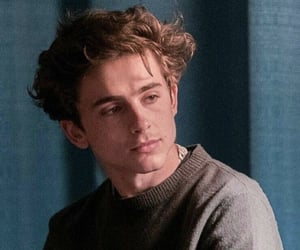 timothee chalamet, boy, and cute image