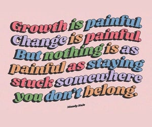 quotes, growth, and change image