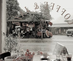 background, shop, and coffee shop image