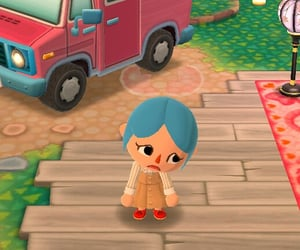 animal crossing, clothes, and color image