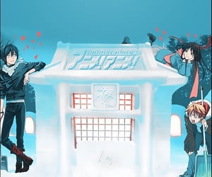 background, yato, and delivery god image