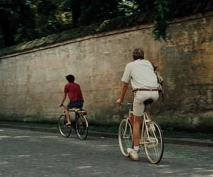 call me by your name, movie, and vintage image