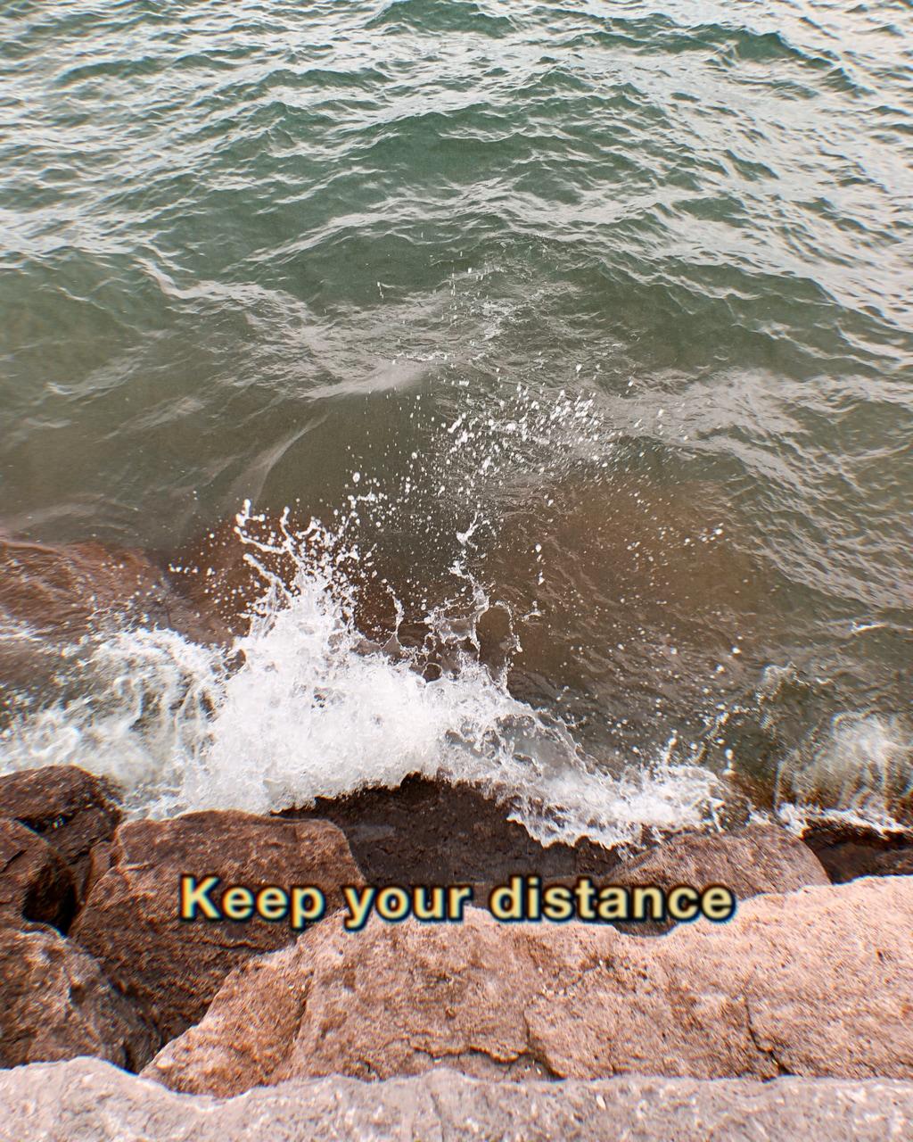 aesthetic, corona, and distance image