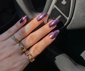 car, nail, and sun image